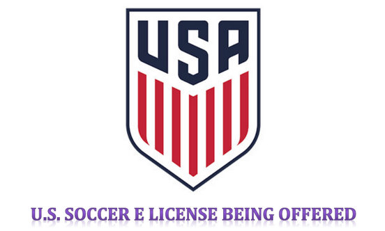 Local U.S. Soccer E License Course