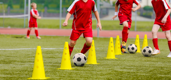 Summer Soccer Camps And Training